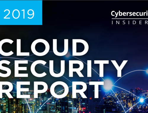Cybersecurity Insiders 2019 Cloud Security Report