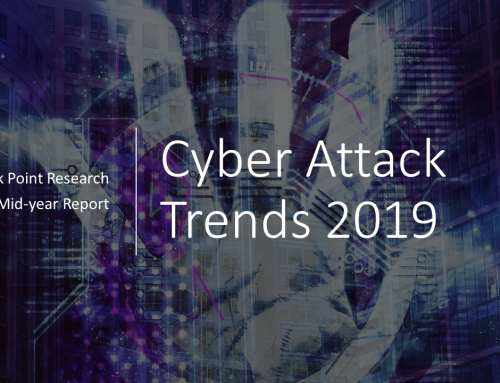 Cyber Attack Trends 2019 – Check Point Research