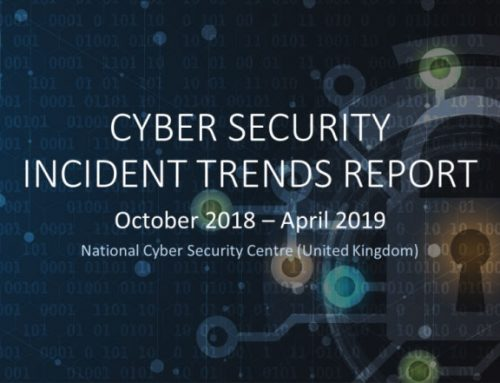 Cyber Incident Trends Report (NCSC)