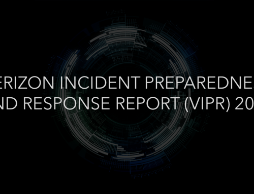 Verizon Incident Preparedness and Response Report (VIPR) 2019
